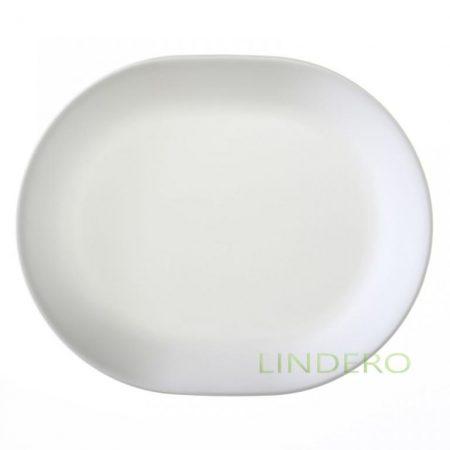фото: Блюдо овальное 31см Winter Frost White [6003110]