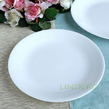 фото: Тарелка закусочная 22см Winter Frost White [6003880]