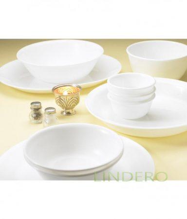 фото: Тарелка суповая 530мл Winter Frost White [6003905]