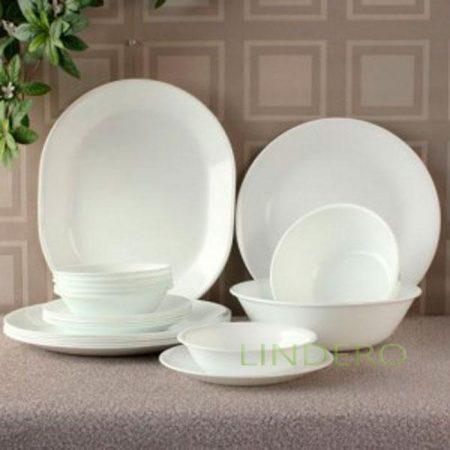 фото: Набор посуды Winter Frost White 16 пр [6022003]