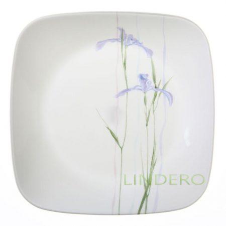 фото: Тарелка закусочная 22см Shadow Iris [1085642]