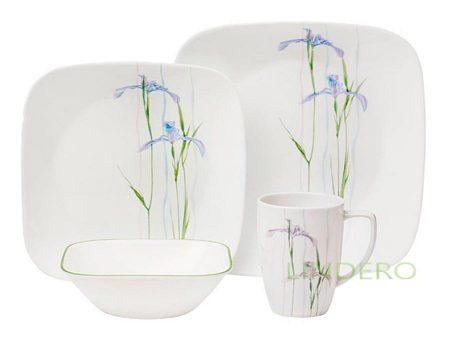фото: Набор посуды Shadow Iris 16 пр [1085645]