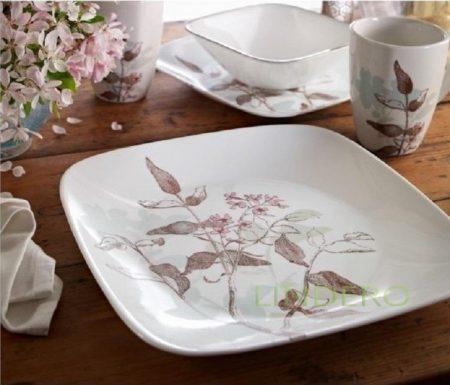 фото: Набор посуды Twilight Grove 16 пр [1095085]