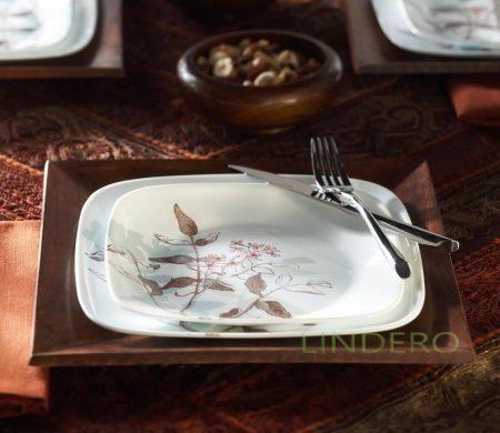 фото: Тарелка закусочная 22см Twilight Grove [1095087]