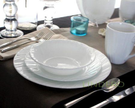 фото: Тарелка десертная 18см Enhancements [6017650]