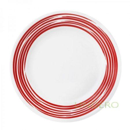 фото: Тарелка обеденная 27см Brushed Red [1118387]