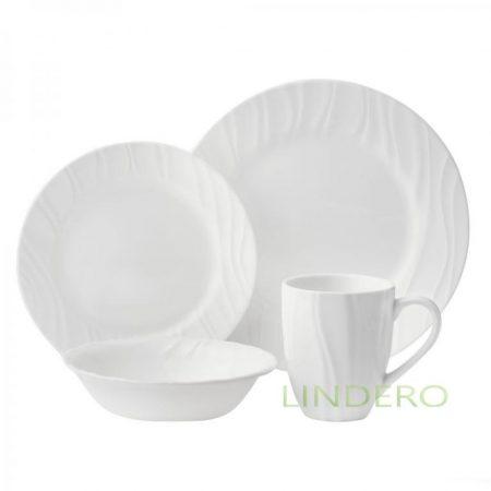 фото: Набор посуды Swept 16 пр [1107873]