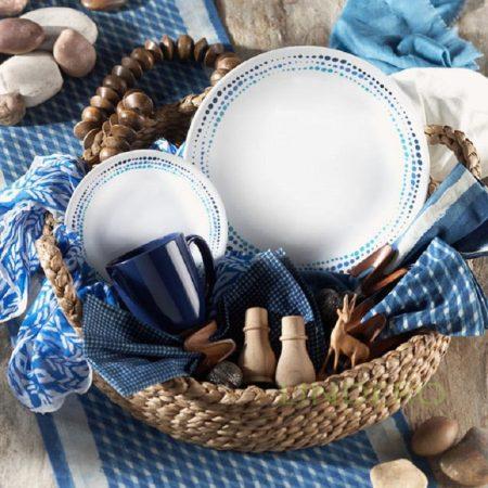 фото: Тарелка обеденная 26см Ocean Blues [1119400]