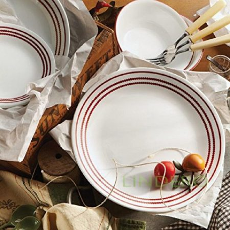 фото: Тарелка десертная 17см Ruby Red [1114011]