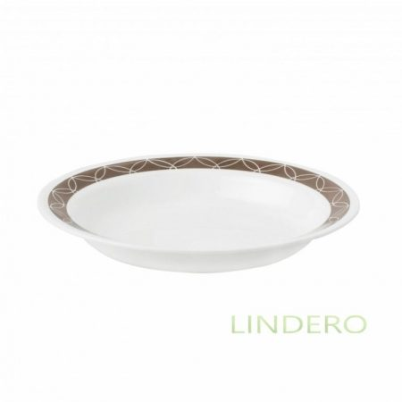 фото: Тарелка суповая 442мл с бортом Sand Sketch [1120460]