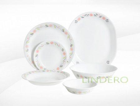 фото: Тарелка десертная 15см Tangerine Garden [1117761]