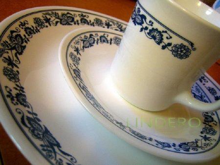 фото: Тарелка обеденная 26см True Blue [1114025]