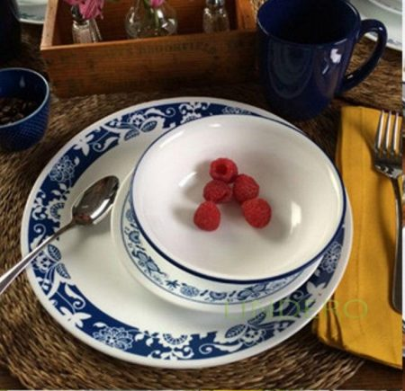фото: Тарелка десертная 17см True Blue [1114043]