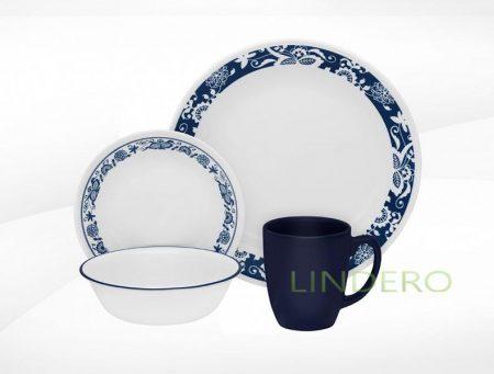 фото: Тарелка суповая 532мл  True Blue [1114044]