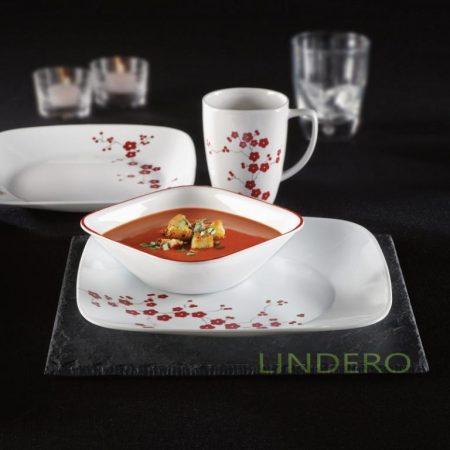 фото: Набор посуды Hanami Garden 16 пр [1101297]