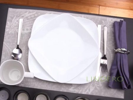 фото: Тарелка десертная 17см Pure White [1075553]