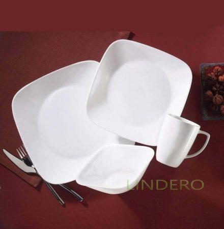 фото: Набор посуды Pure White 30 пр [1088664]