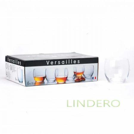 фото: Набор стаканов ВЕРСАЛЬ 6шт 350мл низкие [G1651]