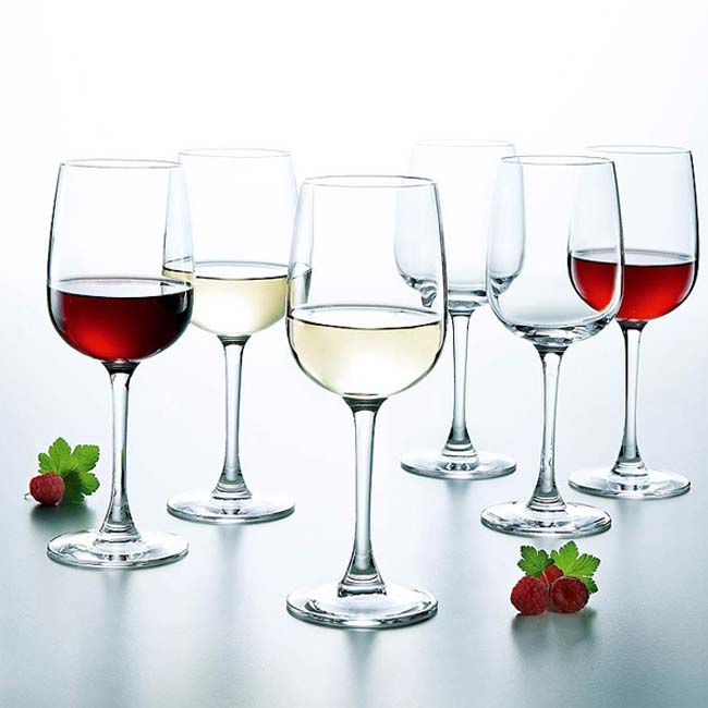 фото: Набор фужеров для вина ВЕРСАЛЬ 6шт 360мл [G1483]