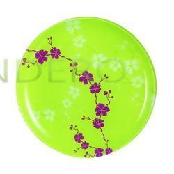 фото: Тарелка обеденная Kashima Green, 25 см [G9326]