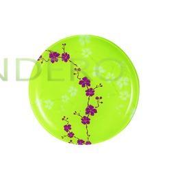 фото: Тарелка десертная Kashima Green, 20 см [G9724]