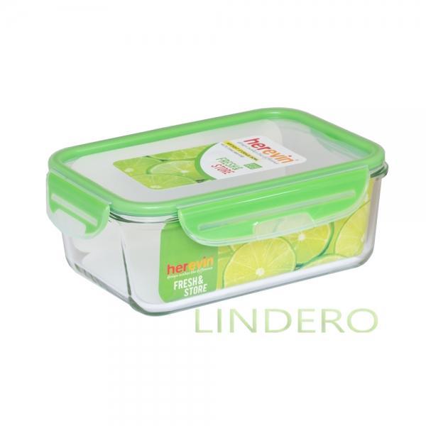 фото: Контейнер для продуктов 1600 мл зеленый [ots161615-002]