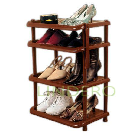 "фото: Этажерка для обуви ""Комфорт"", 4 секции [C405]"