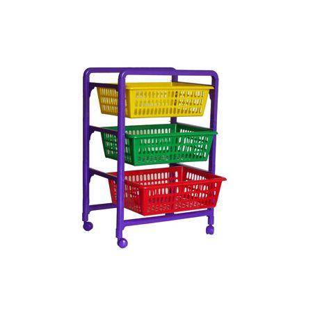 фото: Этажерка для игрушек [C460]