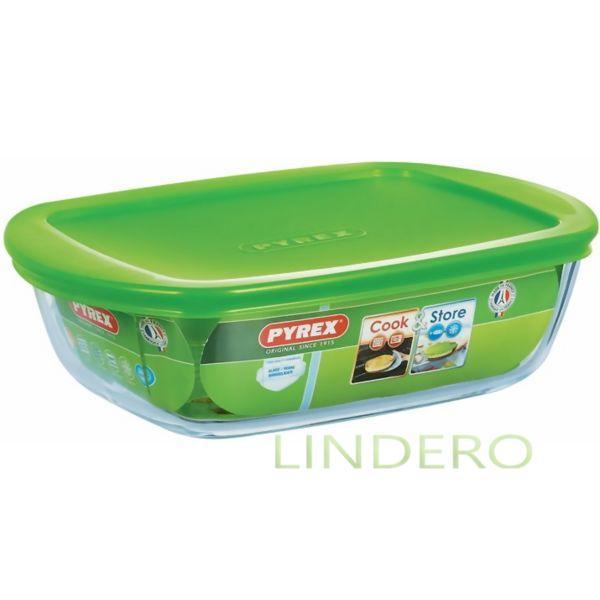 фото: Контейнер стеклянный Smart Cooking, 23х15 см [215P000/5046]