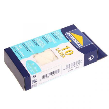 фото: Перчатки латекс 10шт малые [R105816]