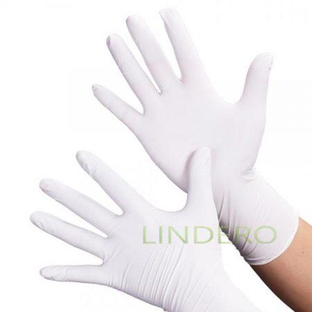 фото: Перчатки нитрил 10 шт L [r125008]
