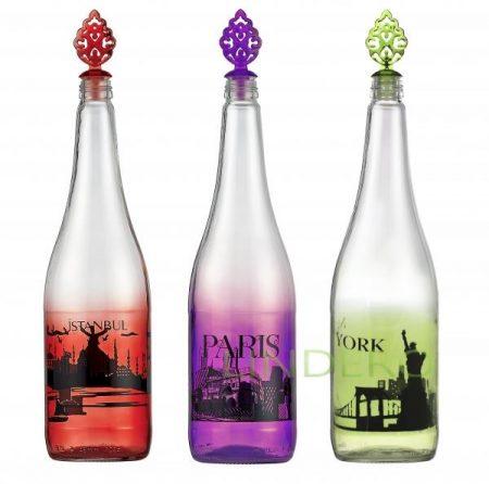 фото: Бутылка для напитков CITY 1000мл [re151236]