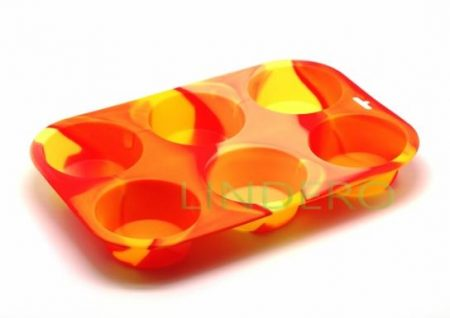 фото: Форма для выпечки кексов [SC-BK-001M-Q]