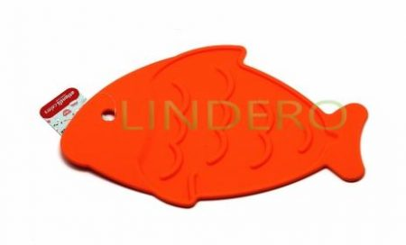 фото: Подставка под горячее Рыба [SC-MT-013-O]