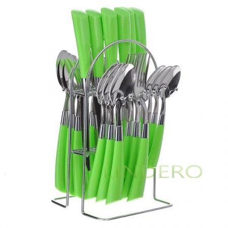 фото: Набор столовых приборов 25пр в ассортименте [sev20687]
