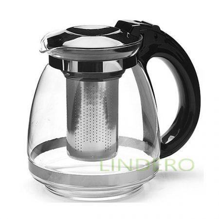 фото: Чайник заварочный 1,25 л стекло MB (х36) [sev27669]