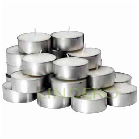фото: Свечи чайные (4,5 часа горения) [355000000]