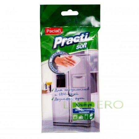 фото: Салфетки влажные для холодильников и СВЧ 20шт (412124) [spk04702]