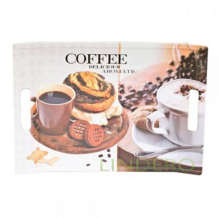 фото: Поднос COFFEE BREAK 38х27см [tat031]