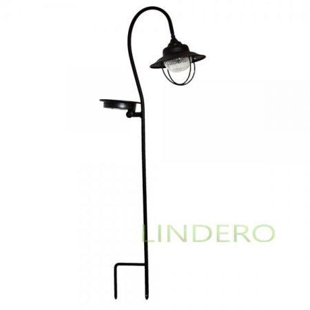 "фото: Садовый светильник на солн. батареях КОСМОС ""Супер яркий – классика"" [ts32]"