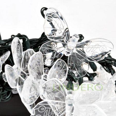"фото: Садовый светильник на солн. батареях КОСМОС ""Гирлянда"" [ts36]"