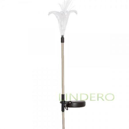 "фото: Садовый светильник на солн. батареях КОСМОС ""Лилия"" [ts38]"