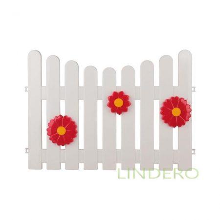 фото: Ограждение Летний сад 2,35м М2203 пластик