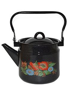 фото: Чайник 2,0л 1с25с Шиповник черный рябчик