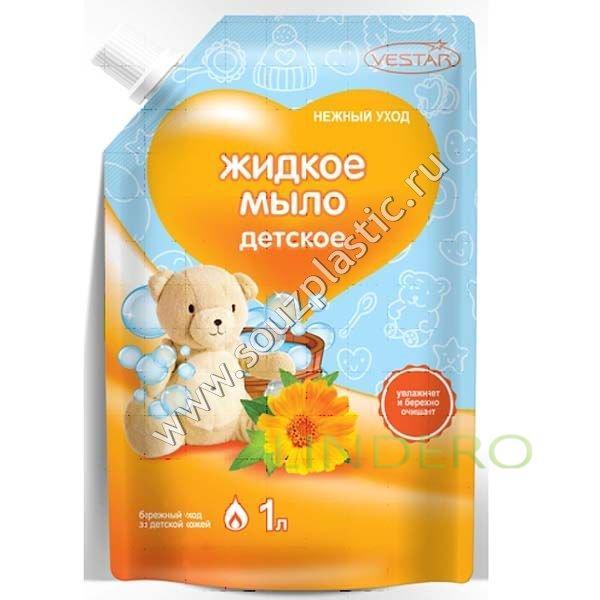 фото: Жидкое мыло Детское 1000 мл [М16]