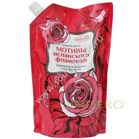 фото: Жидкое мыло Мотивы испанского фламенко 800 мл [М6]