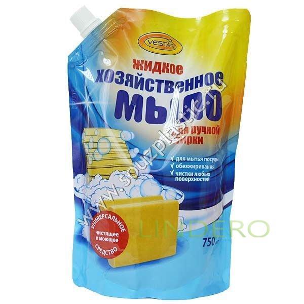 фото: Жидкое мыло Хозяйственное 750 мл [М15]