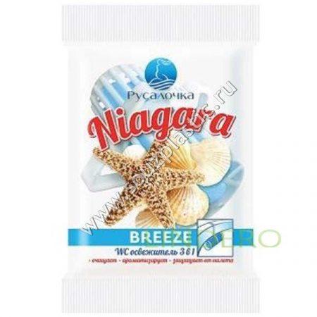 фото: Освежитель для унитаза NIAGARA BREEZE,1 шт, РУСАЛОЧКА [435902]