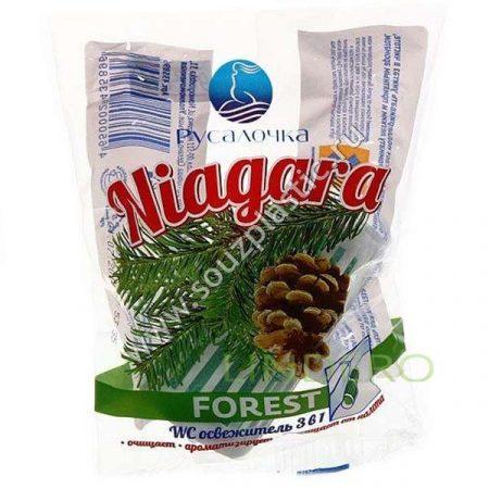 фото: Освежитель для унитаза NIAGARA FOREST,1 шт, РУСАЛОЧКА [435896]