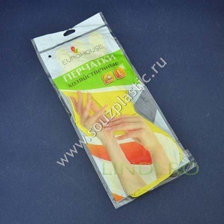 фото: Перчатки латексные тонкие L [3696]